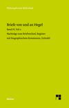 Briefe von und an Hegel