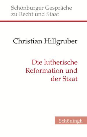 Die lutherische Reformation und der Staat