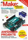 Vergrößerte Darstellung Cover: c't Make: Arduino special. Externe Website (neues Fenster)