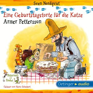 Eine Geburtstagstorte für die Katze / Armer Pettersson