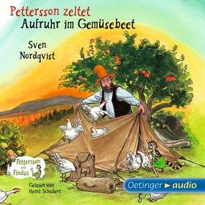 Pettersson zeltet / Aufruhr im Gemüsebeet
