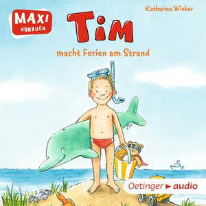 MAXI Tim macht Ferien am Strand