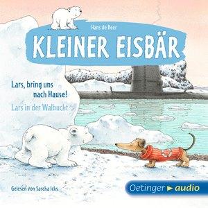 Kleiner Eisbär. Lars, bring uns nach Hause! / Lars in der Walbucht