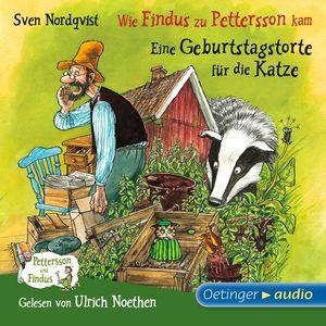 Wie Findus zu Pettersson kam / Eine Geburtstagstorte für die Katze