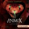 Vergrößerte Darstellung Cover: Animox. Das Auge der Schlange. Externe Website (neues Fenster)