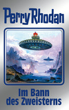 Vergrößerte Darstellung Cover: Perry Rhodan 136: Im Bann des Zweisterns (Silberband). Externe Website (neues Fenster)
