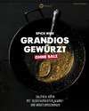 Vergrößerte Darstellung Cover: Spice Wise - Grandios gewürzt ohne Salz. Externe Website (neues Fenster)