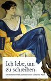 Vergrößerte Darstellung Cover: Ich lebe, um zu schreiben. Externe Website (neues Fenster)