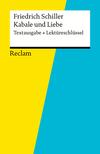 """Friedrich Schiller, """"Kabale und Liebe"""""""