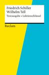 """Friedrich Schiller, """"Wilhelm Tell"""""""