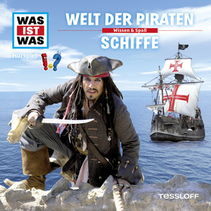 WAS IST WAS Hörspiel: Piraten/ Schiffe