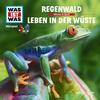 WAS IST WAS Hörspiel: Der Regenwald/ Wüsten