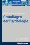 Vergrößerte Darstellung Cover: Grundlagen der Psychologie. Externe Website (neues Fenster)