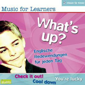 Music for Learners - What's up?
