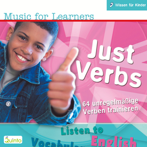 Music for Learners - Just Verbs