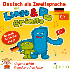 Deutsch als Zweitsprache mit Lingo & Gringo