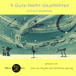 4 Gute-Nacht-Geschichten