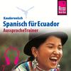 Spanisch für Ecuador