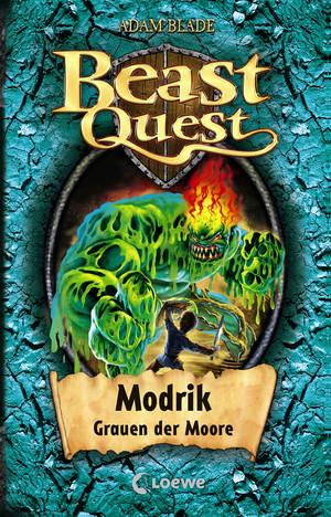 Beast Quest 34 - Modrik, Grauen der Moore