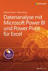 Vergrößerte Darstellung Cover: Datenanalyse mit Microsoft Power BI und Power Pivot für Excel. Externe Website (neues Fenster)
