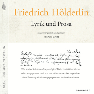 Friedrich Hölderlin − Lyrik und Prosa