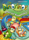 Vergrößerte Darstellung Cover: Die Dinorinos gehen auf Klassenfahrt. Externe Website (neues Fenster)
