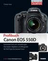 Profibuch Canon EOS 550D