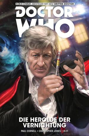 Doctor Who Der Dritte Doctor - Die Herolde der Vernichtung