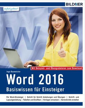 Word 2016 - Basiswissen
