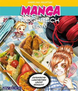 Manga-Kochbuch - Bento