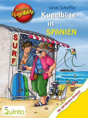 Kugelblitz in Spanien