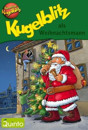 Kugelblitz als Weihnachtsmann
