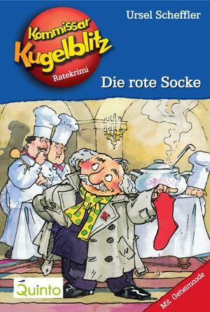 Die rote Socke
