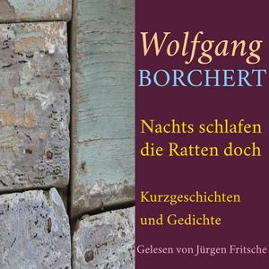 Wolfgang Borchert: Nachts schlafen die Ratten doch