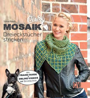 CraSy Mosaik - Dreieckstücher stricken