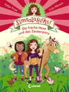 Vergrößerte Darstellung Cover: Simsalahicks! Die freche Hexe und das Zauberpony. Externe Website (neues Fenster)