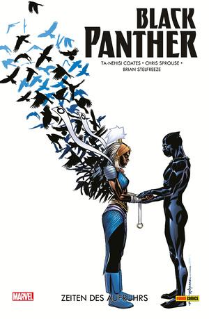 Black Panther 3 -Zeiten des Aufruhrs