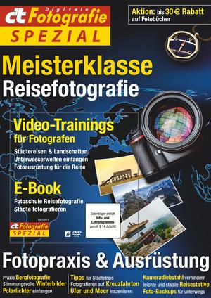 c't Fotografie Spezial: Meisterklasse Edition 6