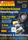 Vergrößerte Darstellung Cover: c't Fotografie Spezial: Meisterklasse Edition 6. Externe Website (neues Fenster)