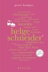 Helge Schneider. 100 Seiten