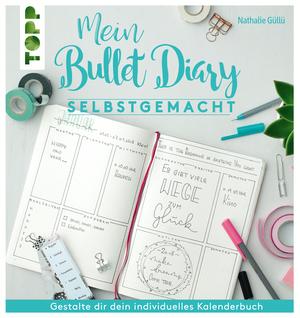 Mein Bullet Diary selbstgemacht. So wird dein Kalender zum Kreativbuch