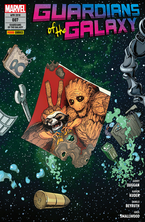 Guardians of the Galaxy 7 - Chaos im Kosmos