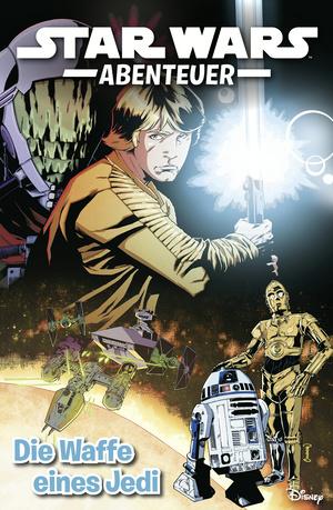 Star Wars Abenteuer - Die Waffe eines Jedi