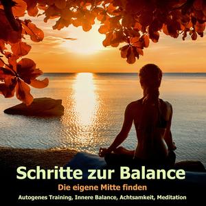 Schritte zur Balance