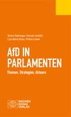 Vergrößerte Darstellung Cover: AfD in Parlamenten. Externe Website (neues Fenster)
