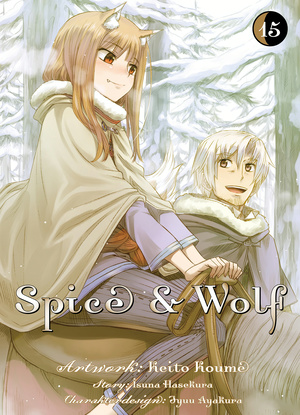 Spice & Wolf, Band 15