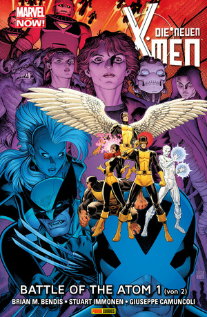 Marvel Now! Die neuen X-Men 4 - Battle of the Atom 1 (von 2)