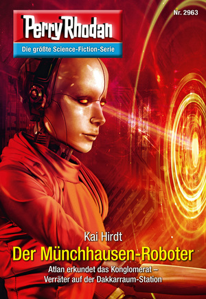 Perry Rhodan 2963: Der Münchhausen-Roboter (Heftroman)