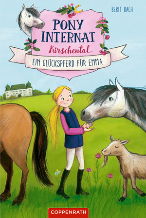 Pony-Internat Kirschental (Bd. 1)