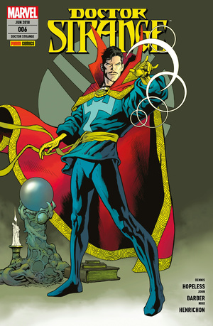 Doctor Strange 6 - Der Hexer von New York